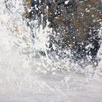 Mari Blomroos-Heininen,Sea Pearls (part), Oil on canvas, 89x116cm, 2020