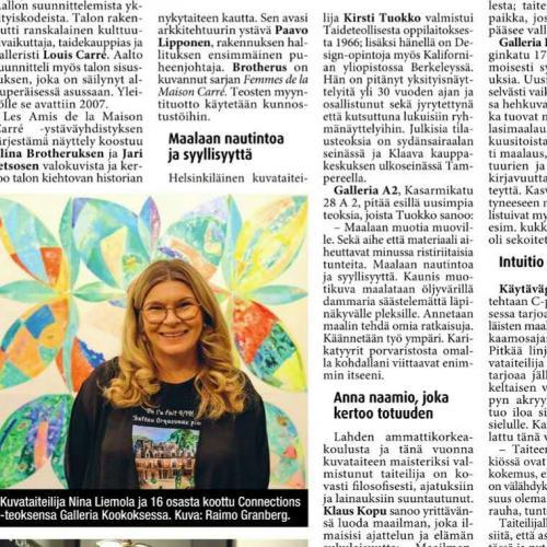 Kallion Lehti, Munkin Seutu Lehti and Rööperin lehti